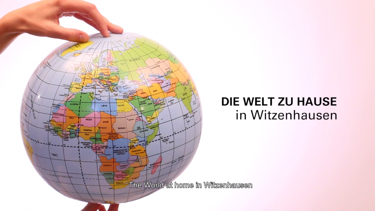 The World at Home in Witzenhausen