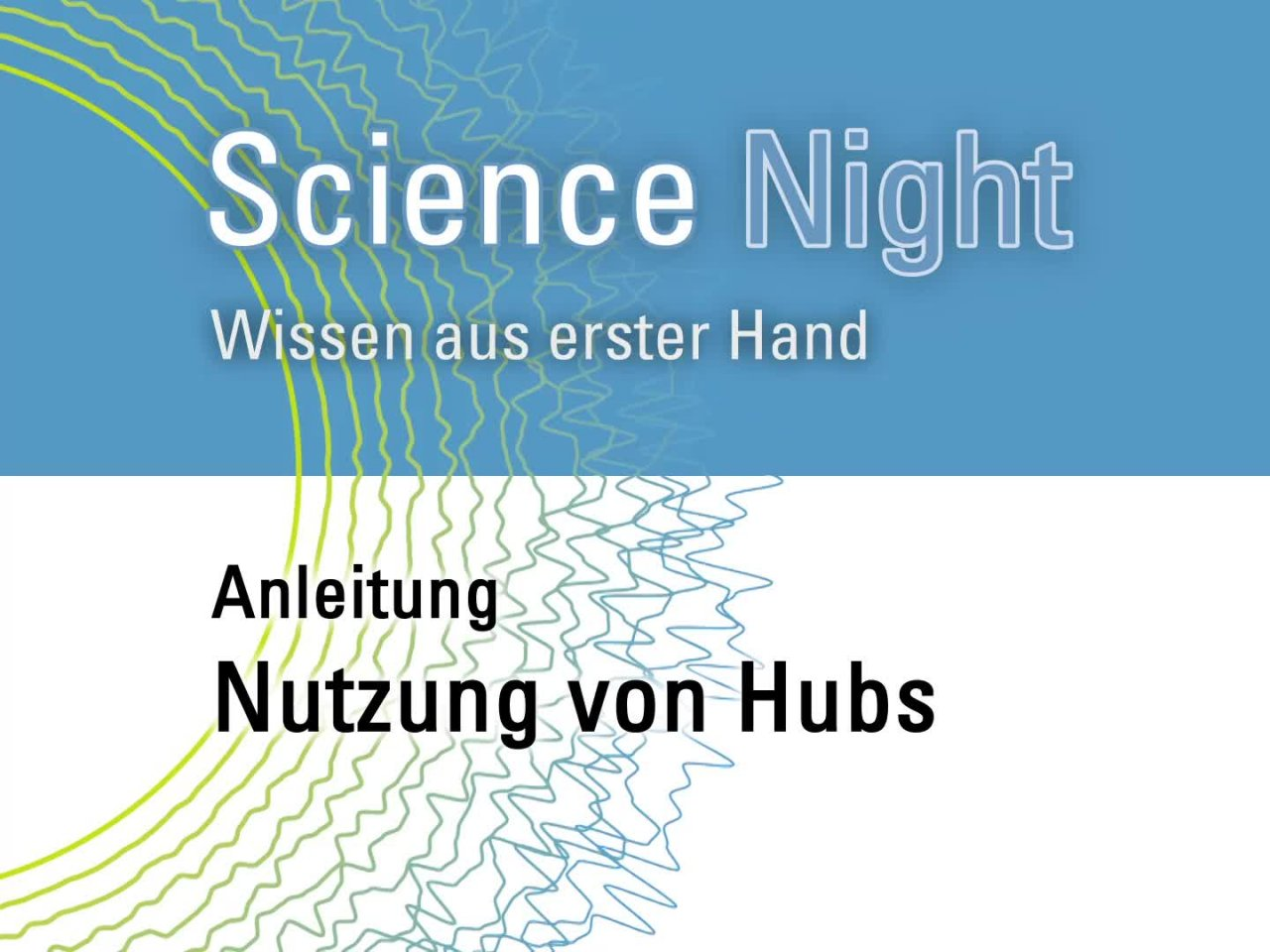 Science Night 2020 – Mozilla Hubs Anleitung