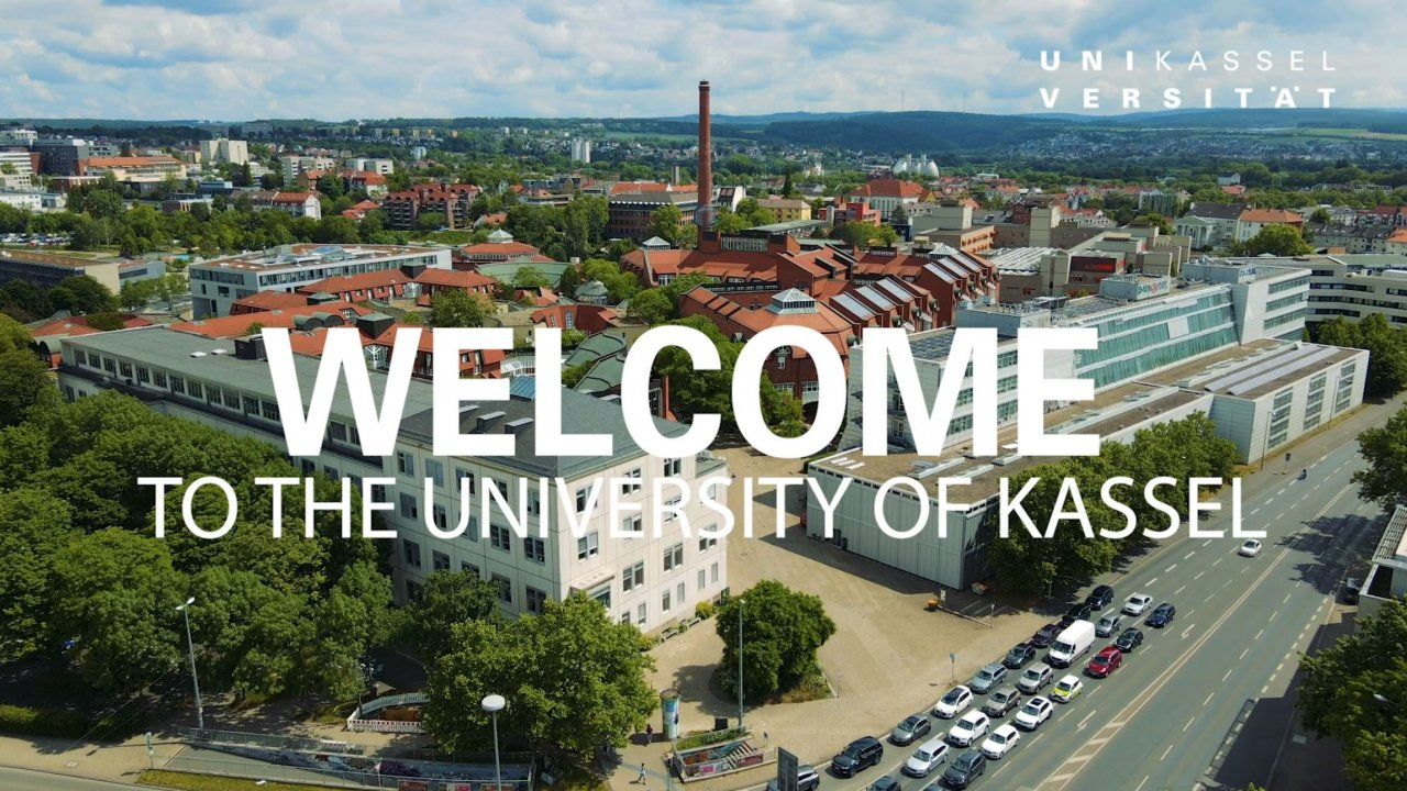 Welcome to the University of Kassel!